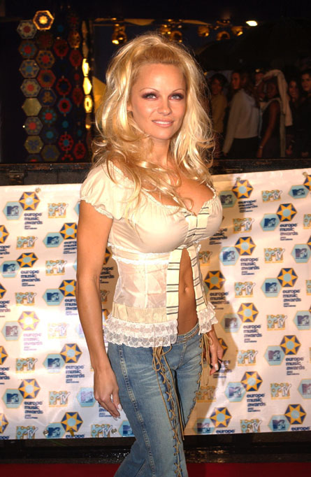Pamela Anderson | The First Wonder of the World Pamela Anderson